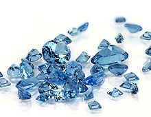 blue topaz care