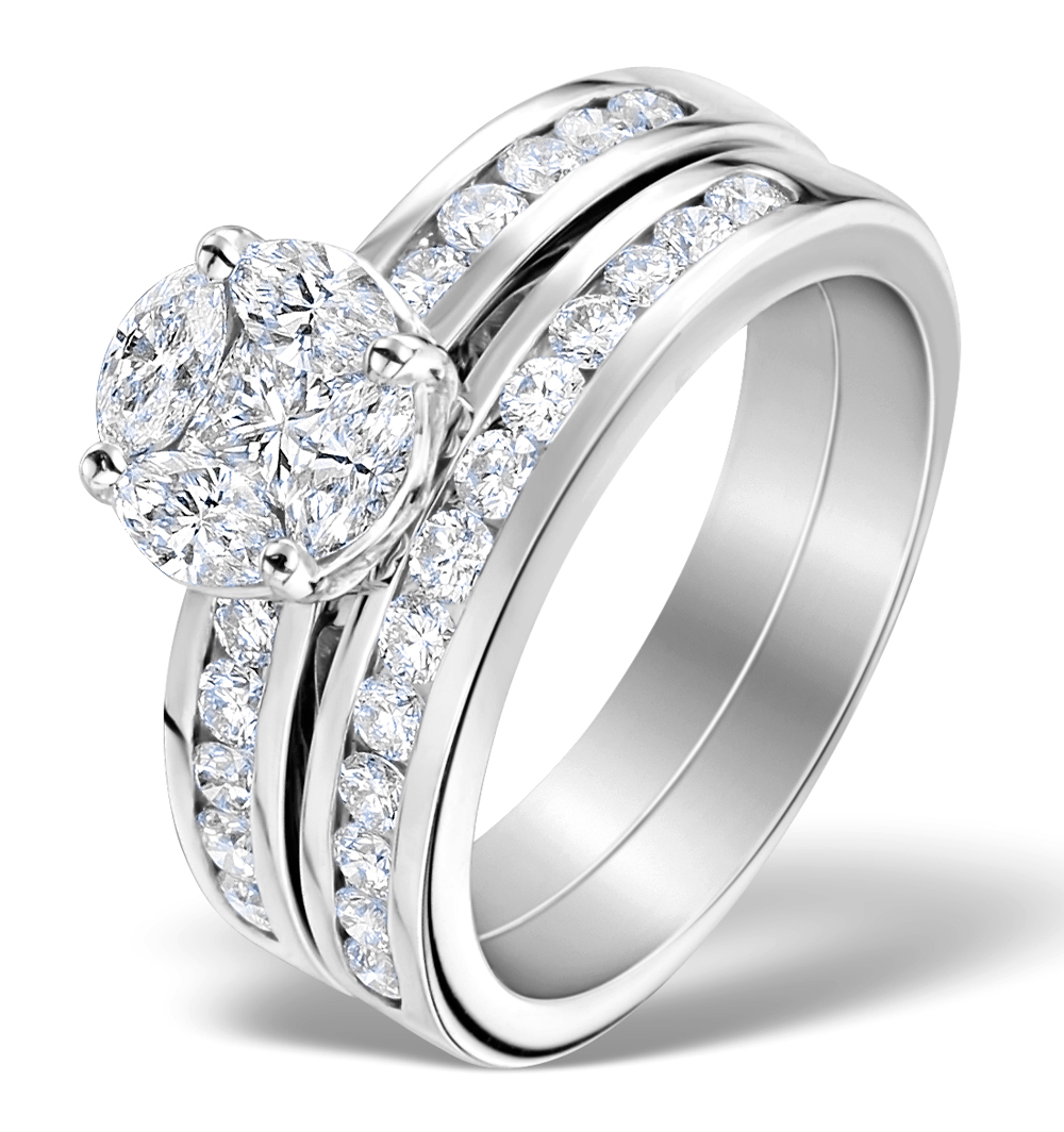 taime t round wedding dress diamond engagement htm rings from je dimand aime stone